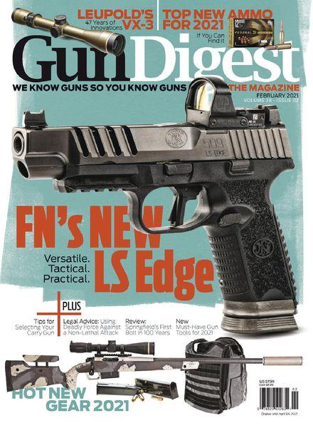 Gun Digest – February 2021