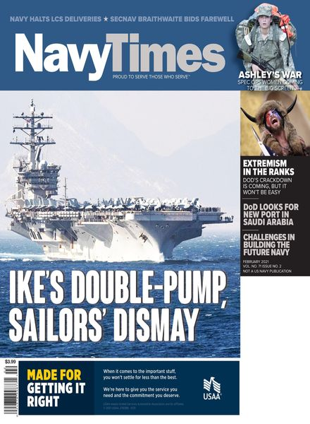 Navy Times – 15 February 2021