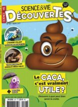 Science & Vie Decouvertes – mars 2021