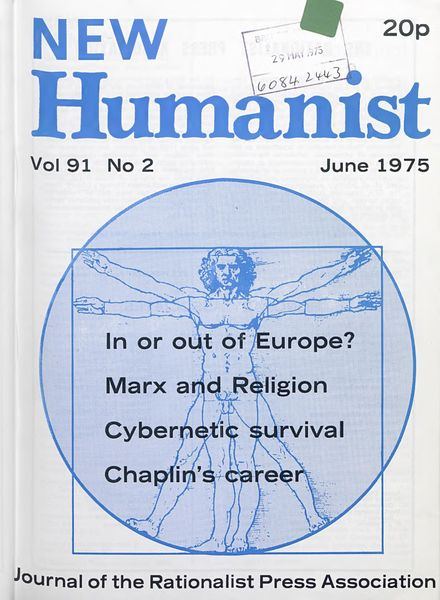 New Humanist – June 1975