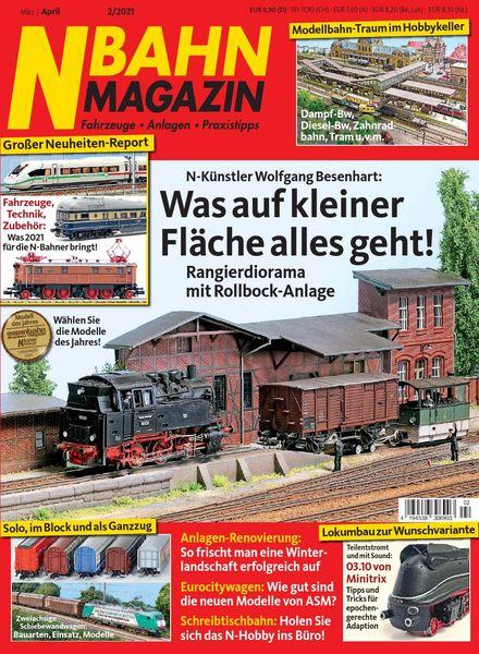N-Bahn Magazin – Marz 2021