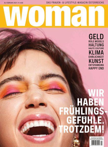 WOMAN – 18 Februar 2021