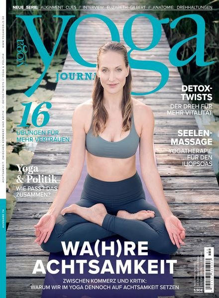 Yoga Journal Germany – 18 Februar 2021