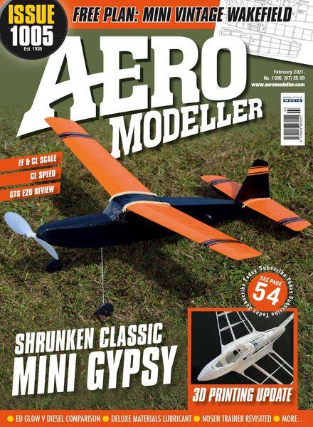 Aeromodeller – February 2021