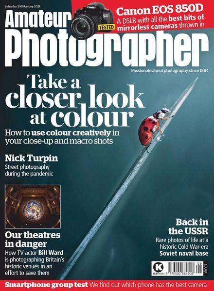 Amateur Photographer – 20 February 2021