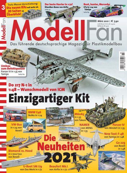 ModellFan – Marz 2021