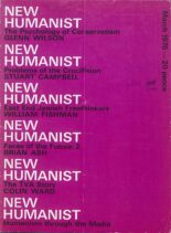 New Humanist – March 1975