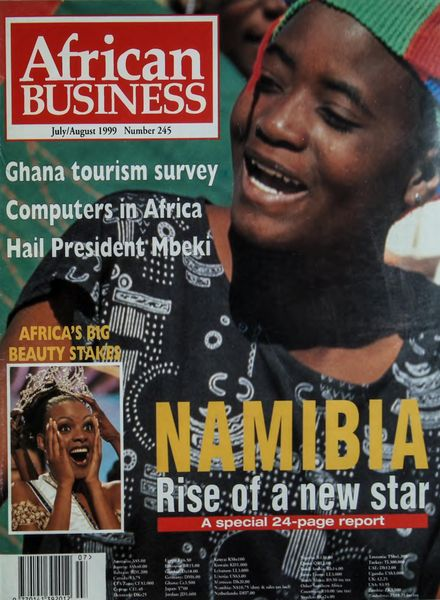 African Business English Edition – July-August 1999