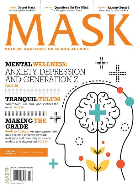 MASK The Magazine – February 2021