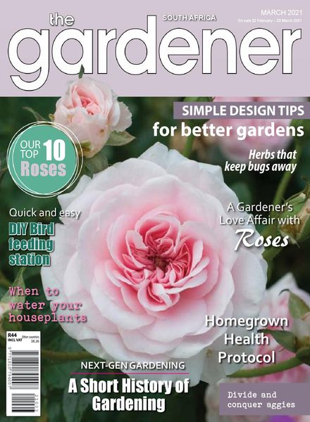 The Gardener South Africa – March 2021
