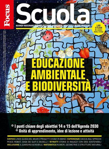 Focus Scuola – Marzo 2021