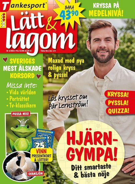 Latt & Lagom – 18 februari 2021