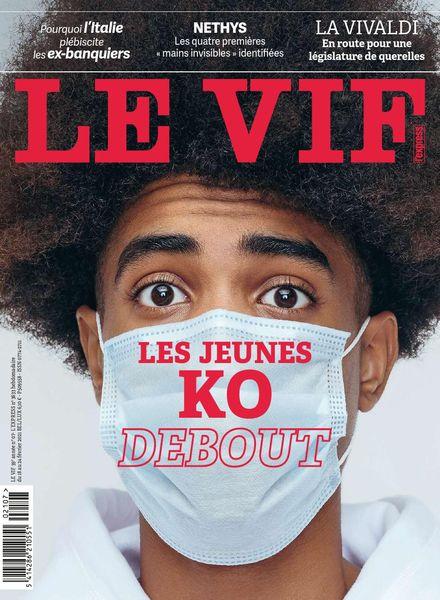 Le Vif L'Express – 18 Fevrier 2021