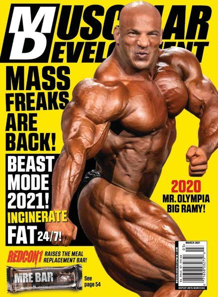 Muscular Development – March 2021