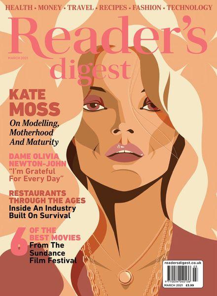 Reader's Digest UK – March 2021