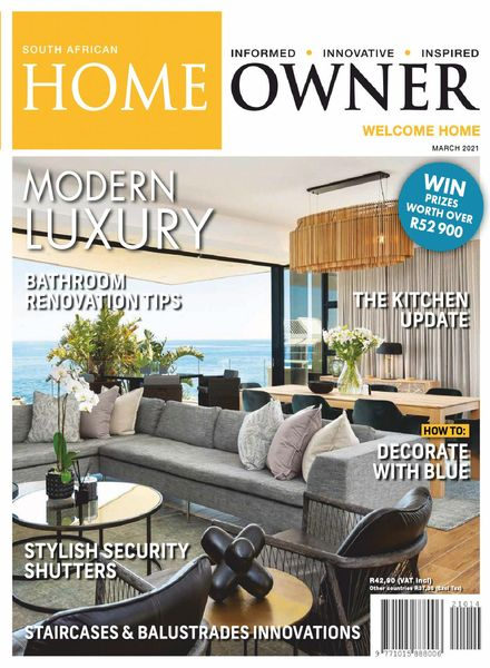 South African Home Owner – March 2021