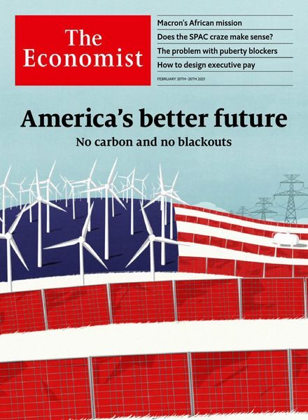 The Economist Continental Europe Edition – February 20, 2021