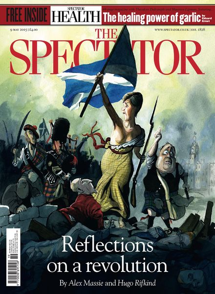 The Spectator – 9 May 2015