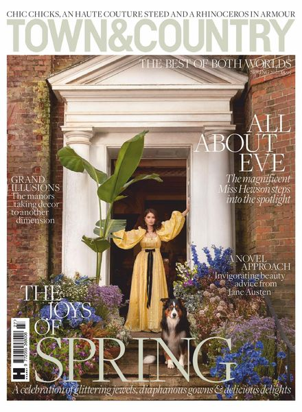 Town & Country UK – March 2021