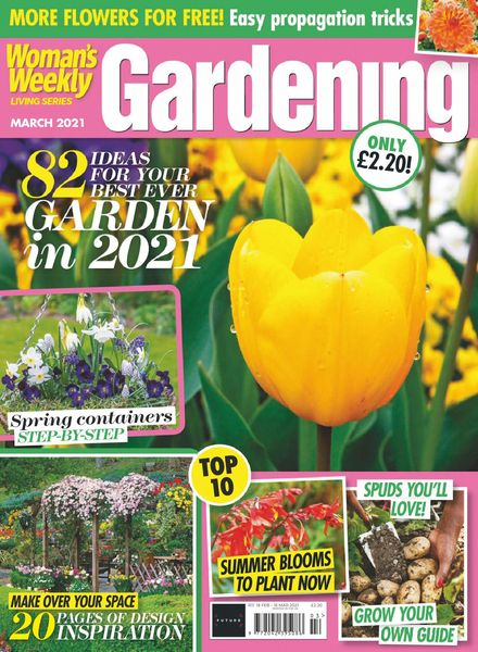 Woman's Weekly Living Series – March 2021
