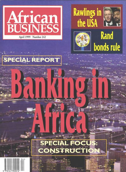African Business English Edition – April 1999