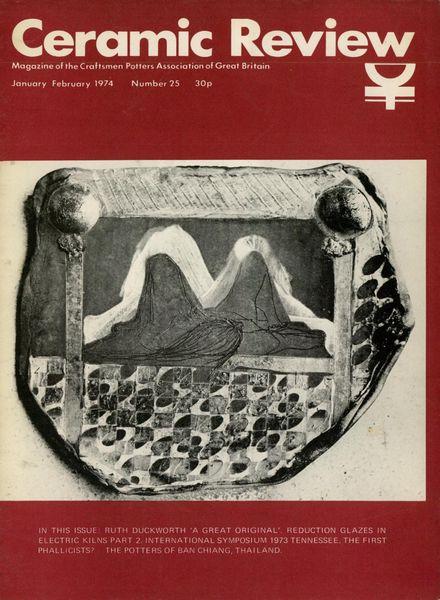 Ceramic Review – January – Febriary 1974