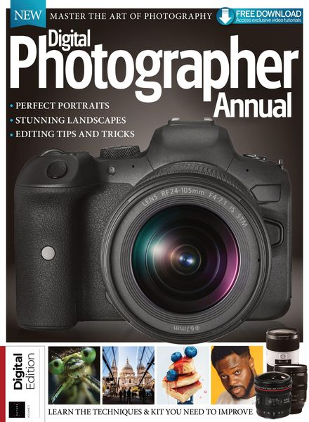 Digital Photographer Annual – 17 February 2021