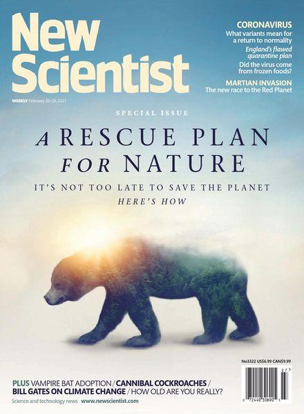 New Scientist Australian Edition – 20 February 2021
