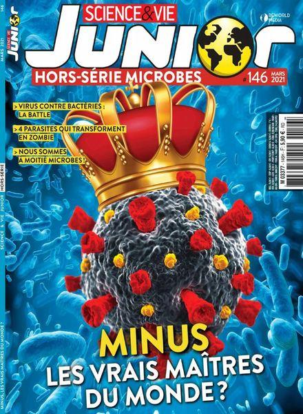 Science & Vie Junior – Hors-Serie – Mars 2021