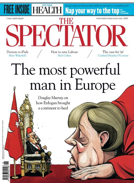 The Spectator – 7 May 2015