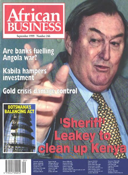 African Business English Edition – September 1999