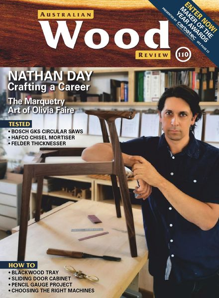 Australian Wood Review – March 2021