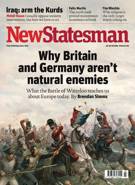 New Statesman – 24 – 30 October 2014