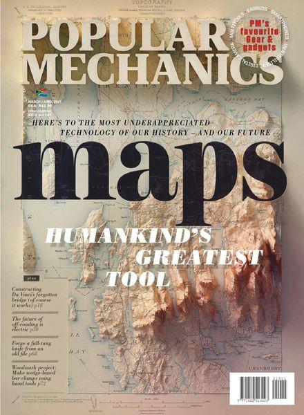 Popular Mechanics South Africa – March 2021