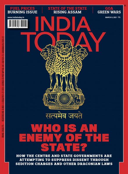 India Today – March 08, 2021