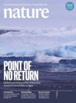 Nature – 24 September 2020