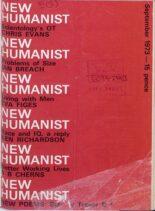 New Humanist – September 1973