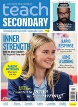 Teach Secondary – February 2021