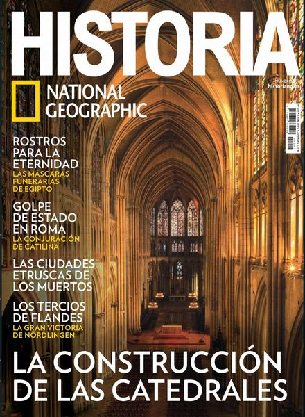 Historia National Geographic – marzo 2021