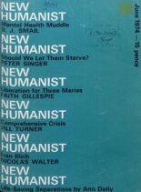 New Humanist – June 1974