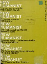 New Humanist – April 1973