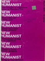 New Humanist – March 1974