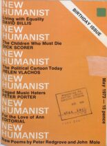 New Humanist – May 1973