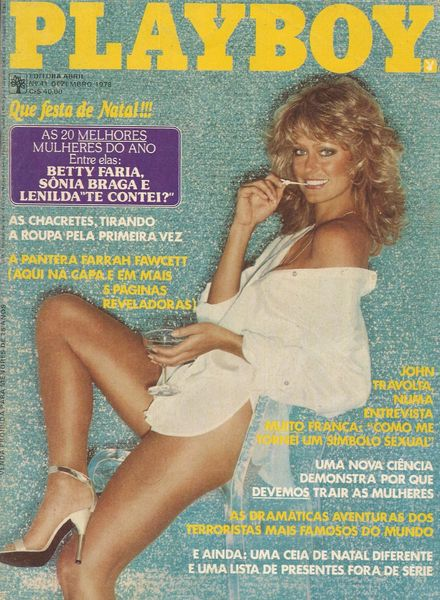 Playboy Brazil – Dezembro 1978