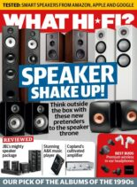 What Hi-Fi UK – April 2021