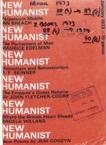 New Humanist – January 1973