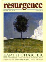 Resurgence & Ecologist – Resurgence, 195 – July-August 1999