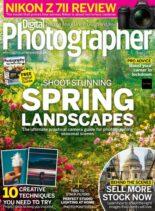 Digital Photographer – March 2021