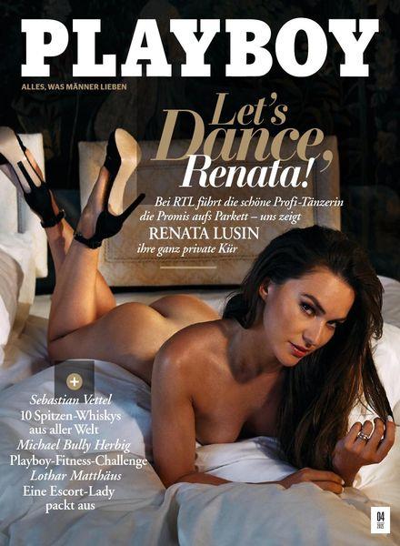 Playboy Germany – April 2021