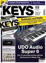 Keys – Marz 2021